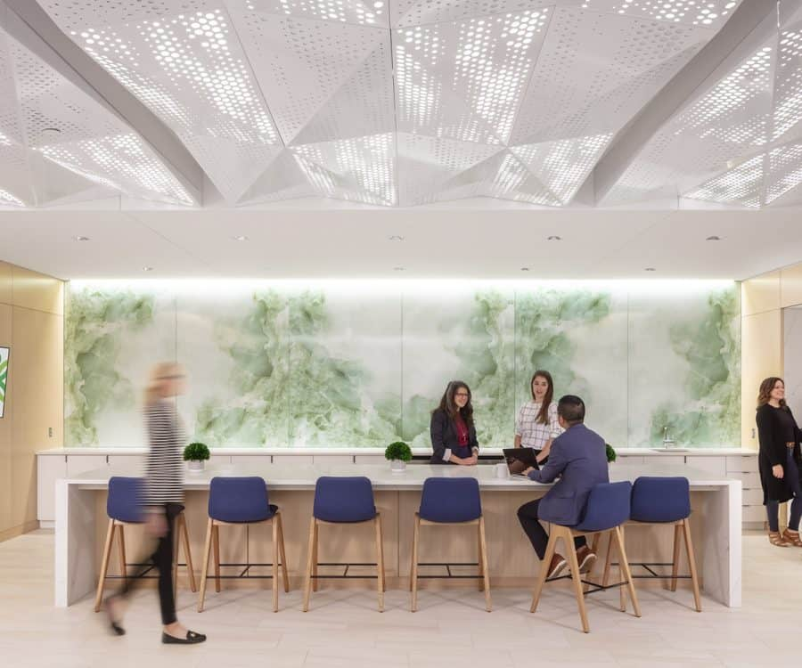 Securian Financial Asset Management Office Renovation