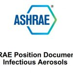 ASHRAE Position Document on Infectious Aerosols
