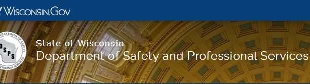 Wisconsin Department of Safety and Professional Services