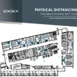 BWBR Physical Distancing for Educational Settings Tool