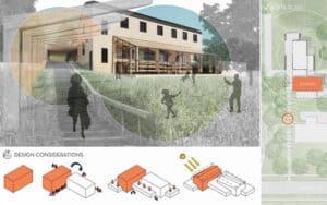 Koukal BWBR Prize rendering.