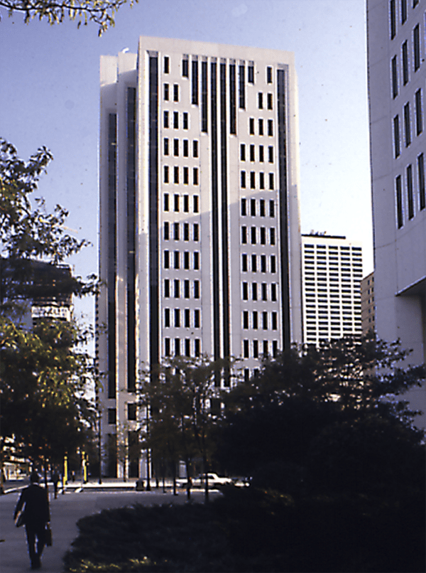 Photograph of 111 Washington Square in downtown Minneapolis