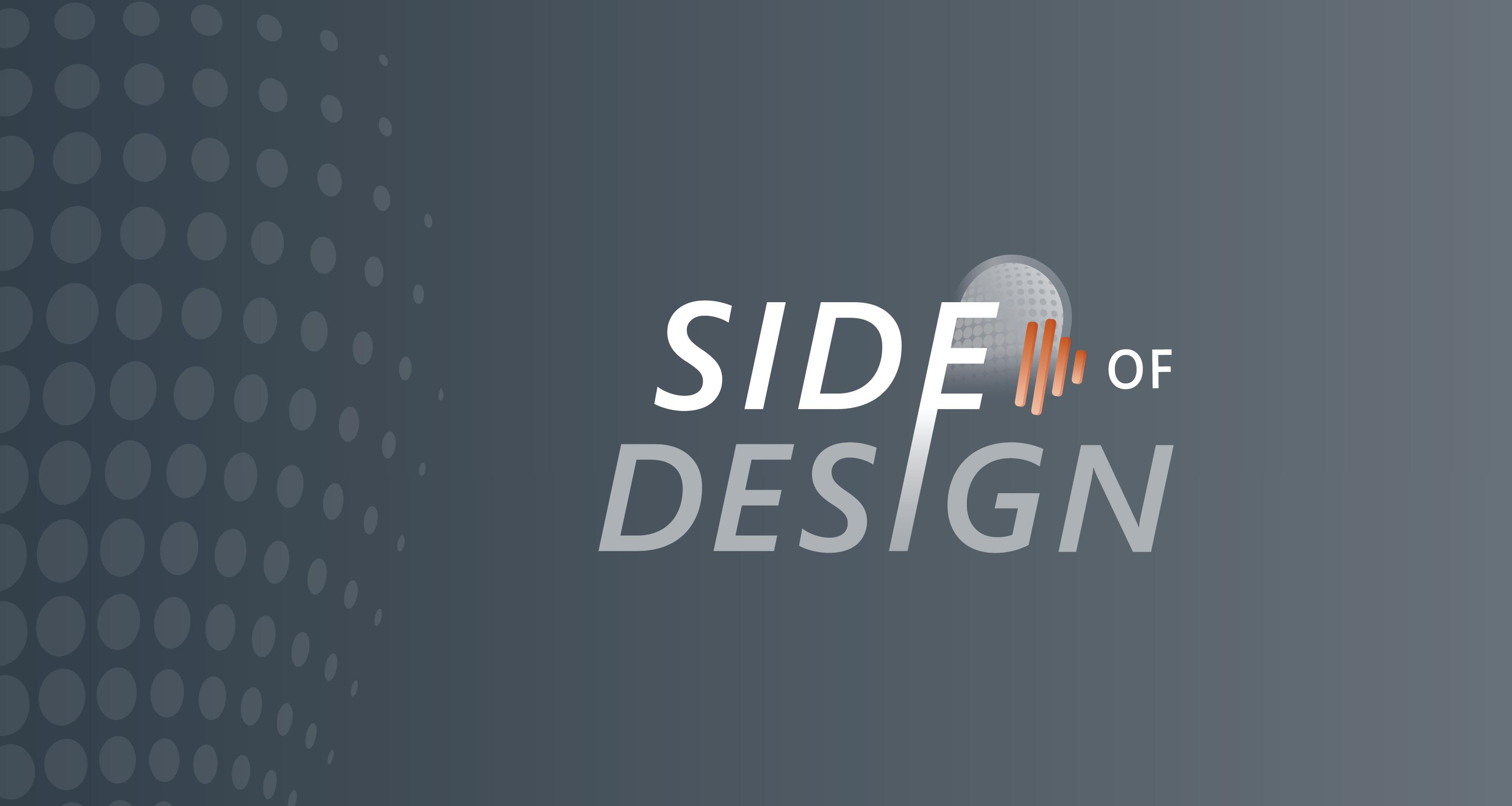 Reverse of Side of Design Logo