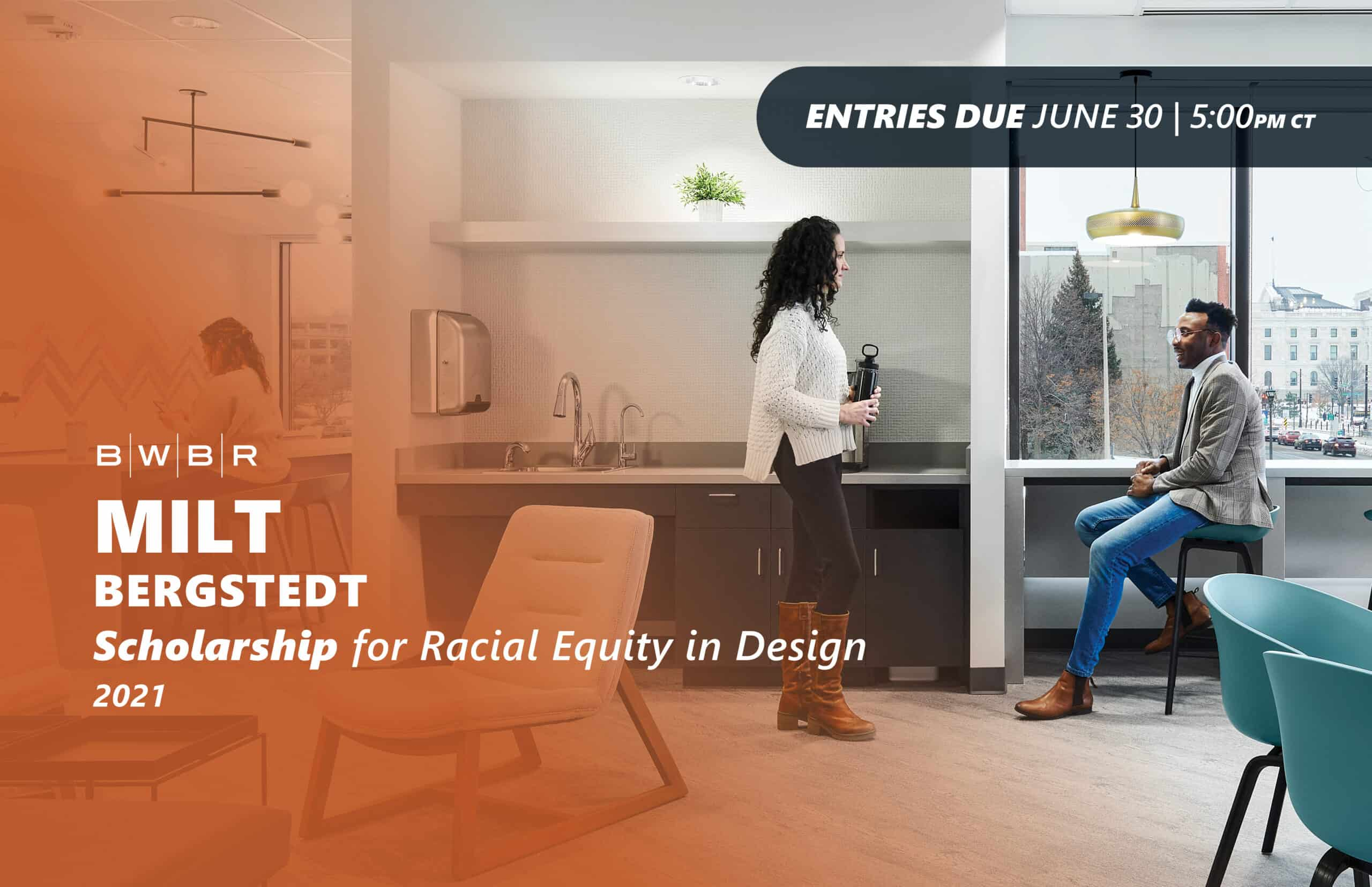 Milt Bergstedt Scholarship for Racial Equity in Design Submission Guide